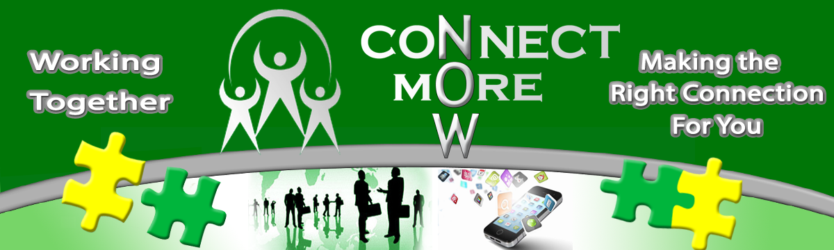 Connect More Now