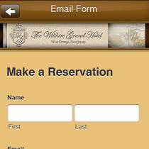 Custom Email Form